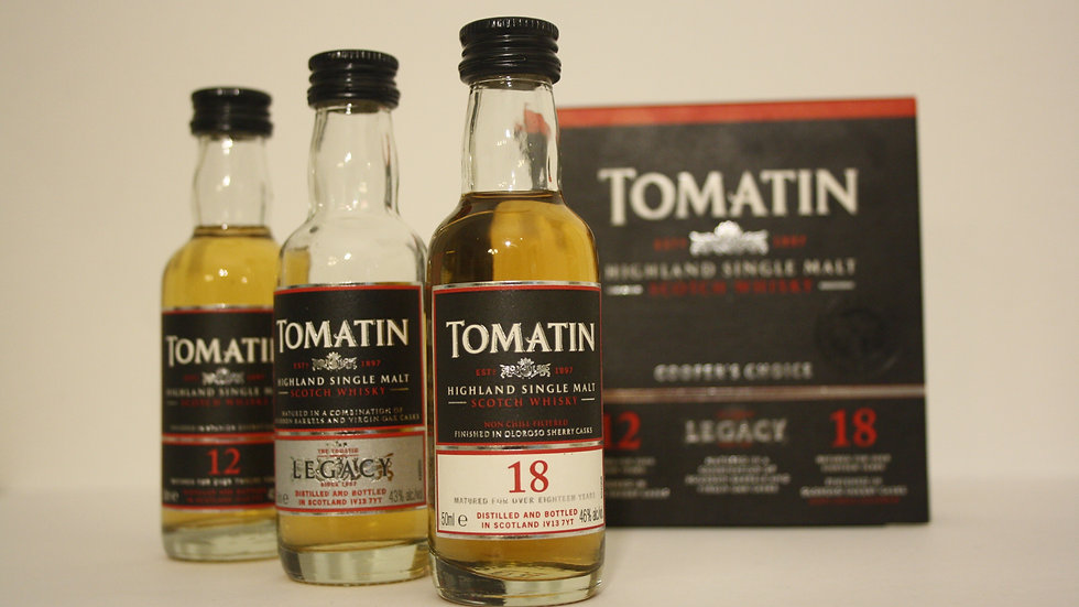 Tomatin Coopers Choice Triple