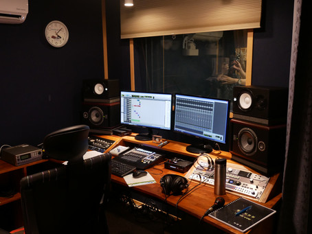 하모니카 중주 녹음