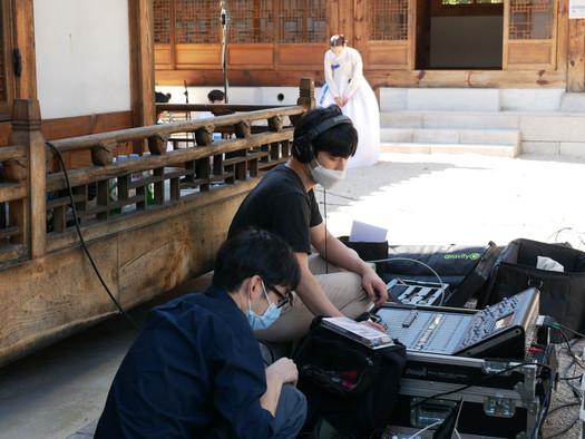 자문밖문화축제 스트리밍 공연 음향_무계원_200920