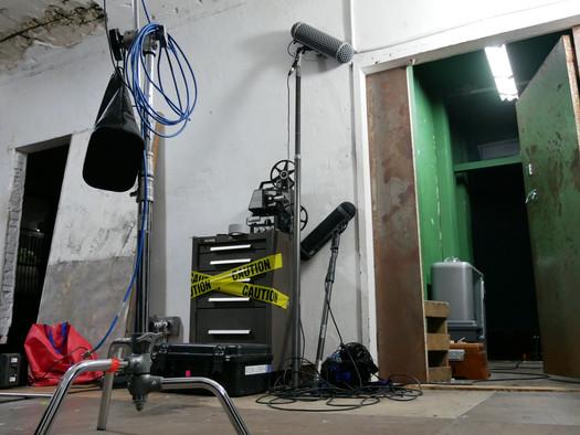 인터랙티브 영화 <안티 클라이막스> 동시녹음, 영상사운드 믹스, 마스터링_201219~22