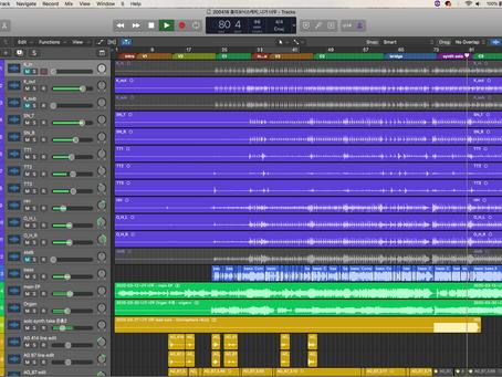 폴리포닉스케치 - 니가 너무 mixing&mastering