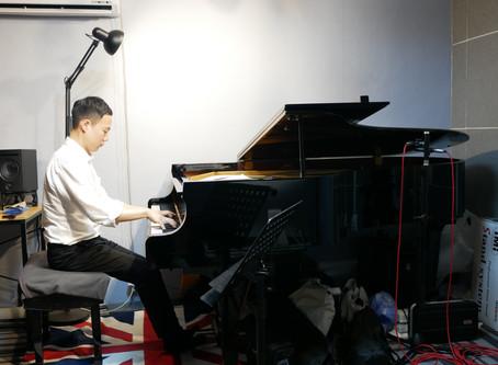 피아니스트 조영훈/HOON TO-BE 유튜브 라이브 스트리밍 음향_200624