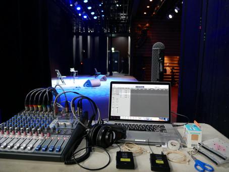인터뷰, 연주영상 동시녹음_신한카드 판스퀘어 라이브홀_200601