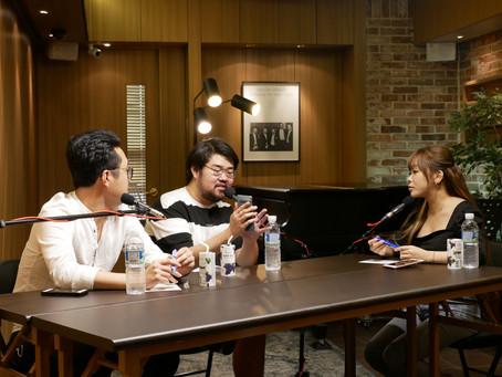 <박규희의 진지한 기타이야기> 팟캐스트 녹음, 촬영_뮤직앤아트스튜디오_200807