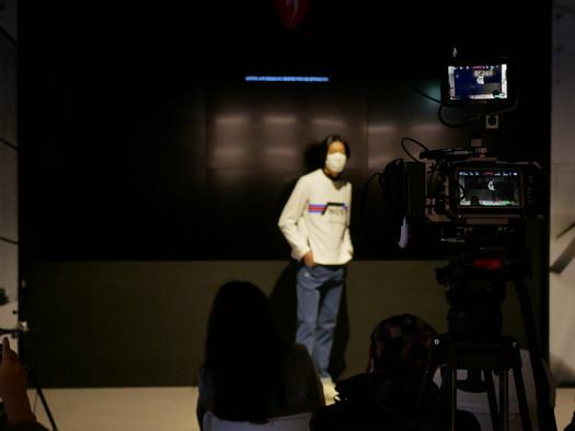 의류브랜드 이노스 런칭 패션쇼 음향_201207