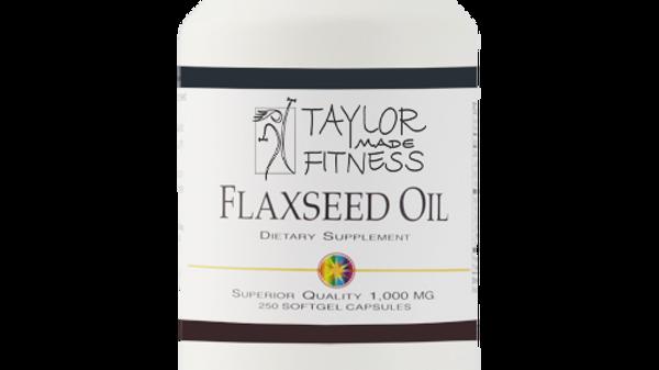 Flaxseed Oil 250 Softgels