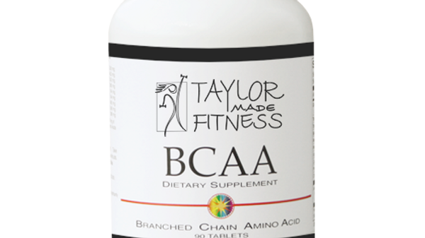Branched Chain Amino Acids 90 Tablets