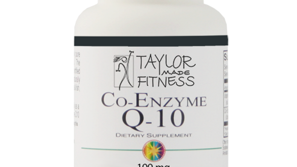 Co-Enzyme Q10 – 100 Softgels