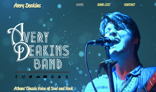 Avery Deakins Band