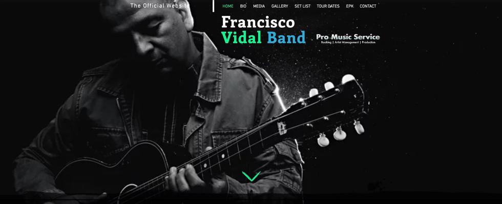 Francisco Vidal Band
