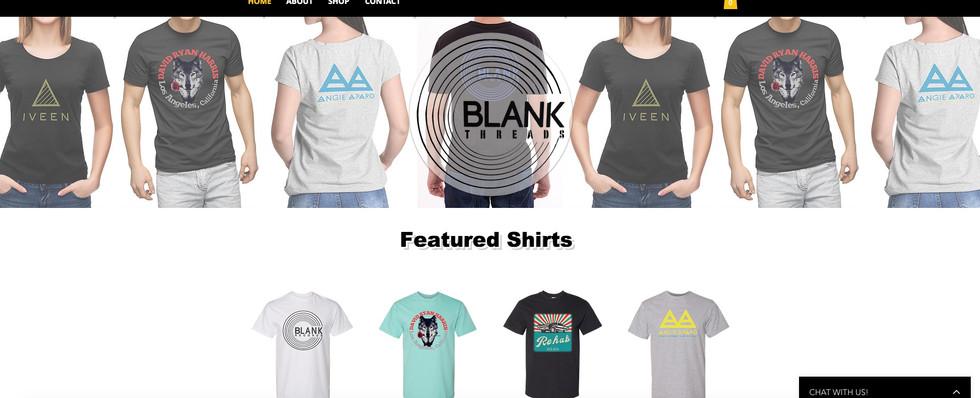 Shop Blank Threads