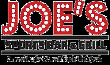 Joe's Sports Bar & Grill Logo.png