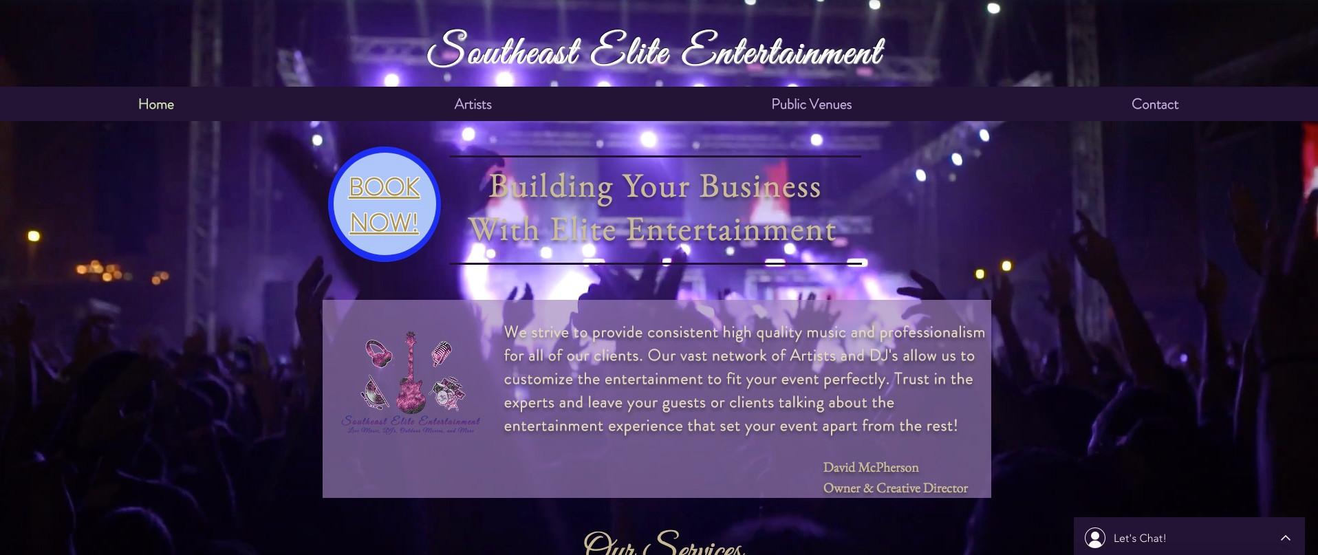 South East Elite Entertainment