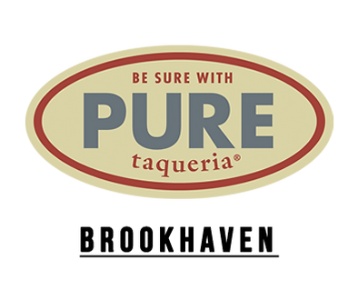 Pure Taqueria Brookhaven Logo.png