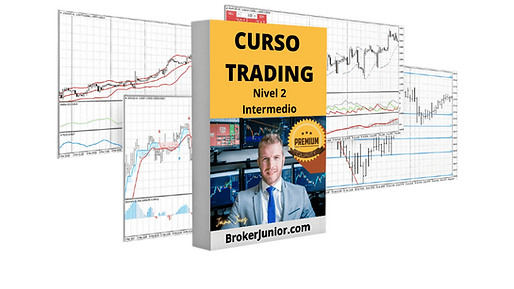 Curso Trading iNTERMEDIO online Español