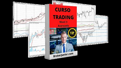 NIVEL 3 VIP Curso Trading Principiante o