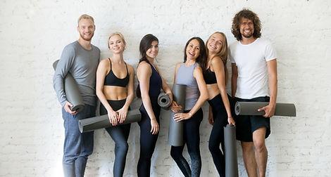 Yoga-Team