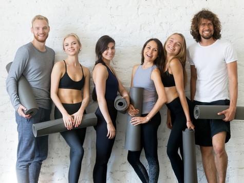 Yoga Classes Starting Next Week!