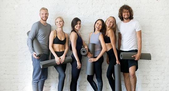 Équipe de Yoga