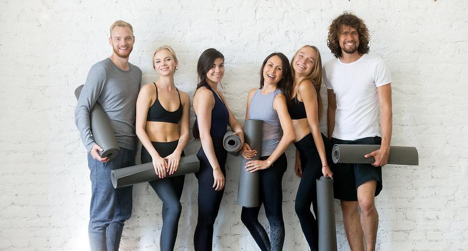 Yoga della squadra