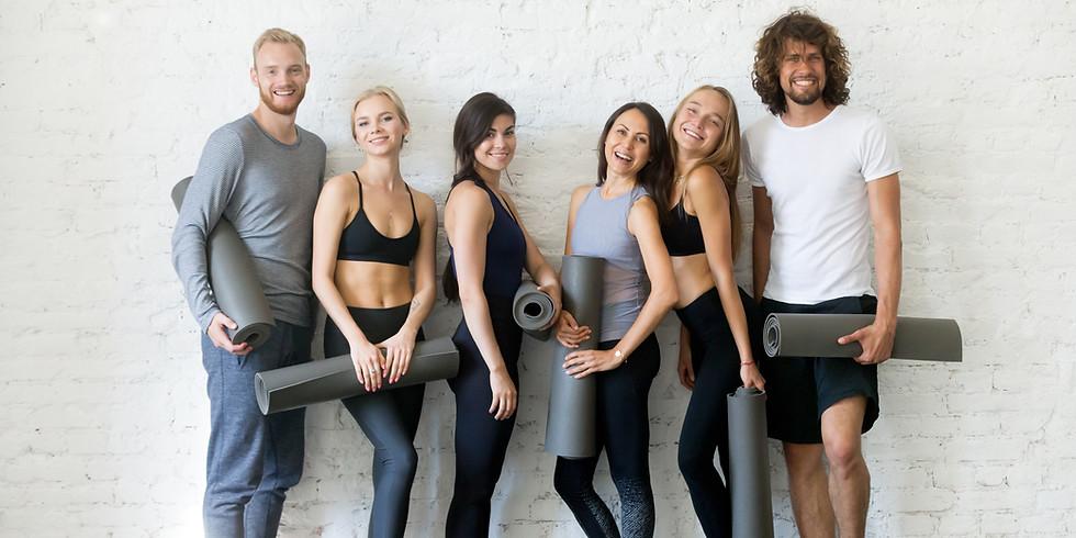 Cours de Hatha yoga gratuit