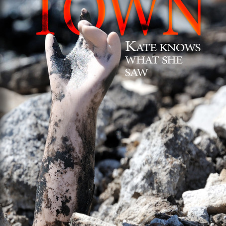 Tom G.H. Adams reviews The Town ... a mix of dark humour, vivid imagery and bizarro-type scripting