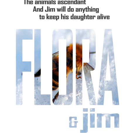 Sneaky Sneaky: Sneak preview of novel-in-progress Flora & Jim
