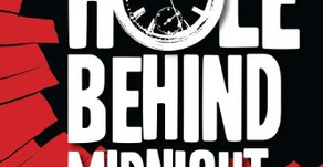 What Are We Reading?: The Hole Behind Midnight, Clinton J Boomer