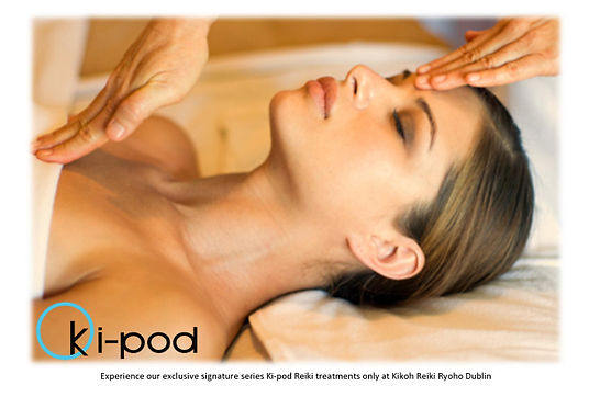 Ki-pod Reiki Session