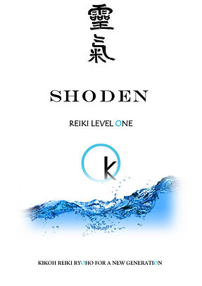 Shoden Reiki Level 1 Course
