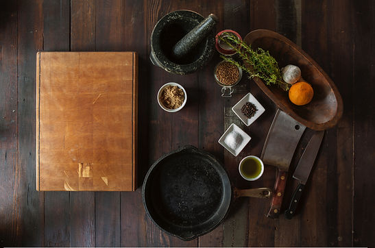 Food Photography Staging