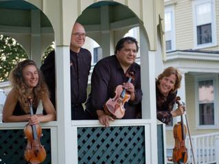 The DaPonte String Quartet with Pianist George Lopez | April 30
