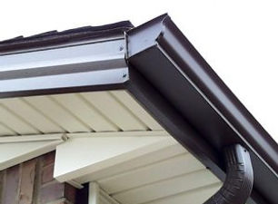 Image of a Seamless Gutter