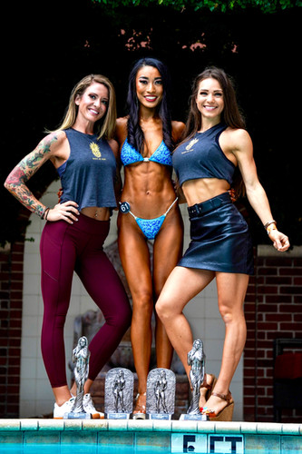 1st place wins for Xuan's first show