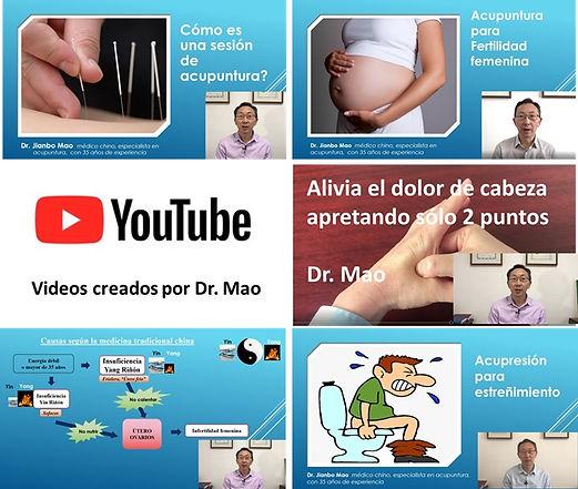 Videos creados por Dr. Mao