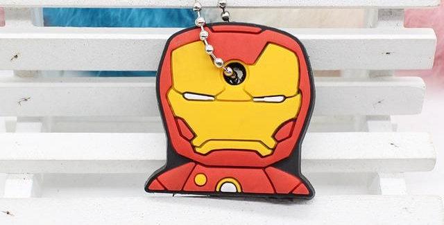 Ironman Key Cover