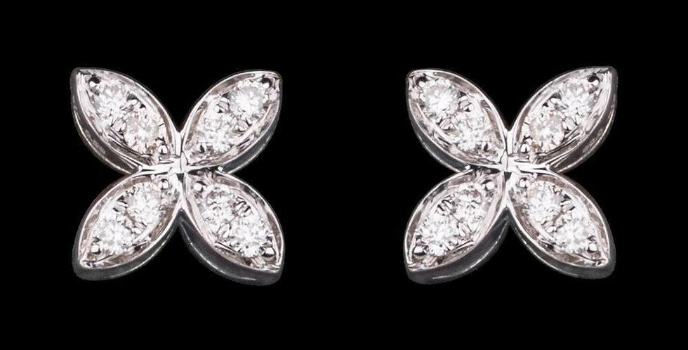 Four Fabbling Petal Earring