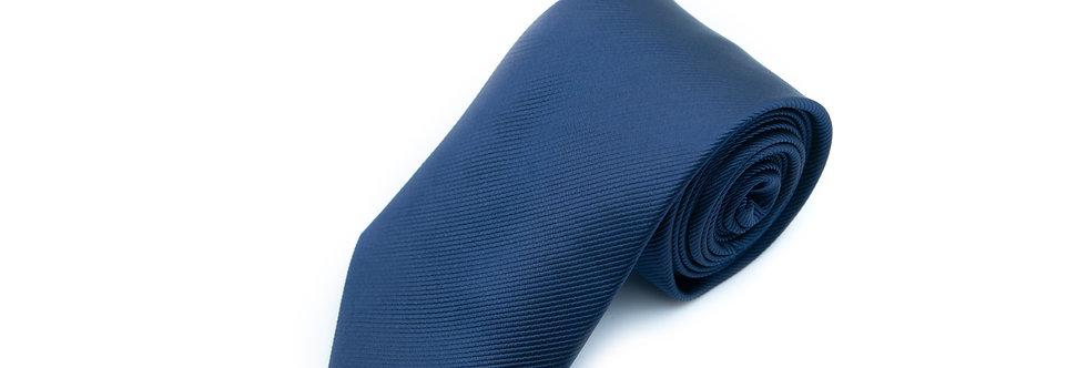 Navy Twill Neck Tie