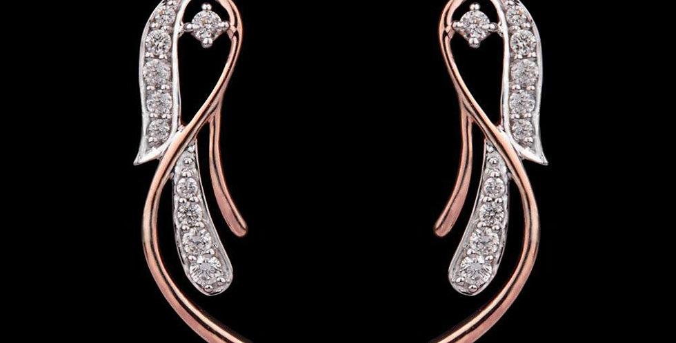 Celestial Stud Earring