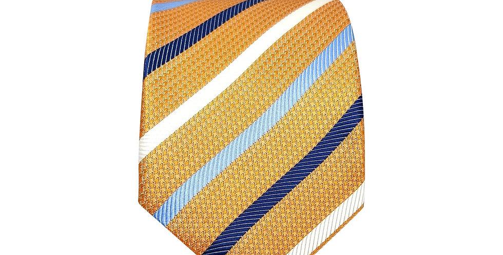 York with Blue Shade Stripe Tie