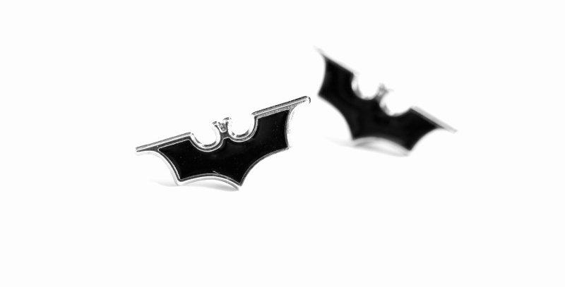 Batman Brooch - Set of 2 Brooch Lapel Pin