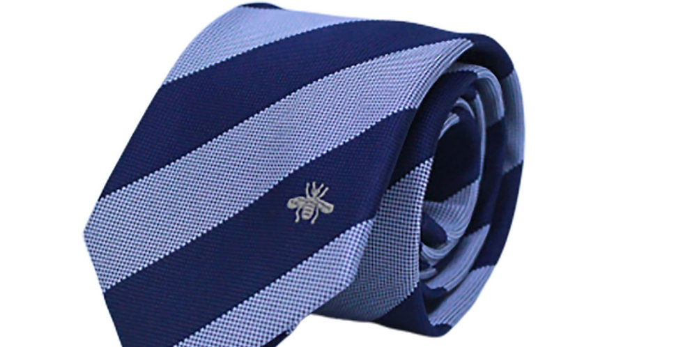Bumble Bee Stripe Tie