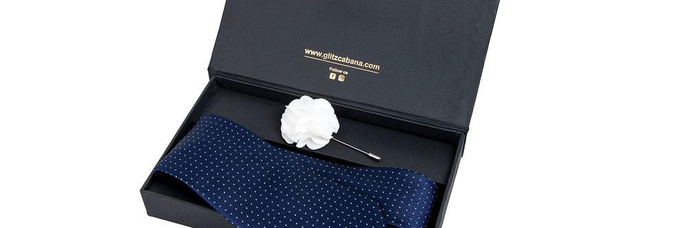 The White Dot Gift Box for Men