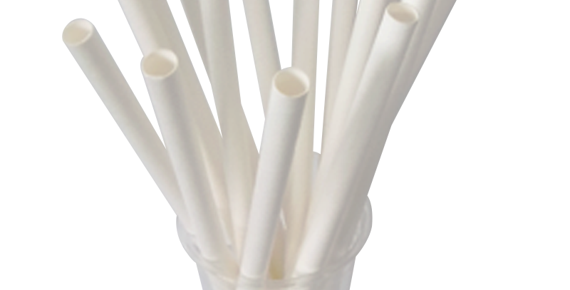 Paper Straw - Pack of 100