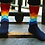 Thumbnail: Navy Checks Sock