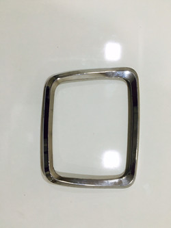 AC Ring - Chrome Plated
