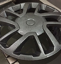 Hydrographics - Carbon Effect