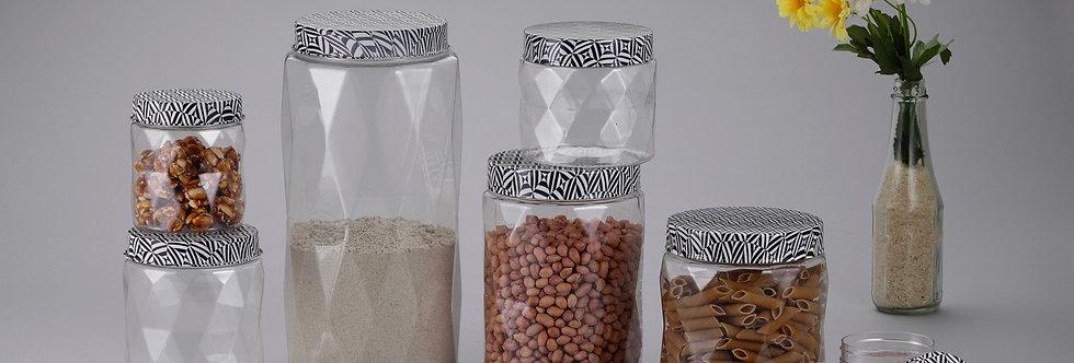 Crystal Gem Jars