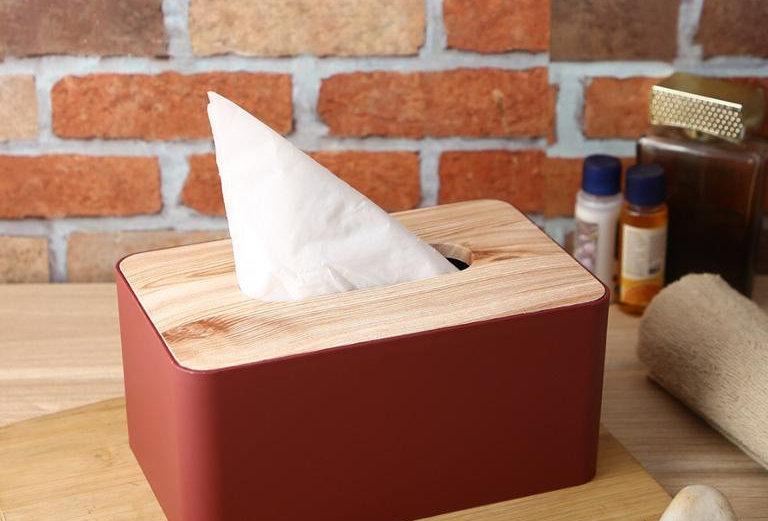 Apache Tissue Box
