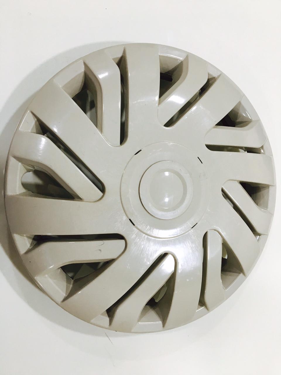 Mahindra Bolero - Wheel Cap1